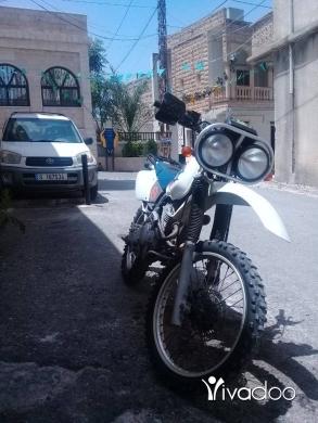 Honda in Hamra - نيو باجا ممتاز