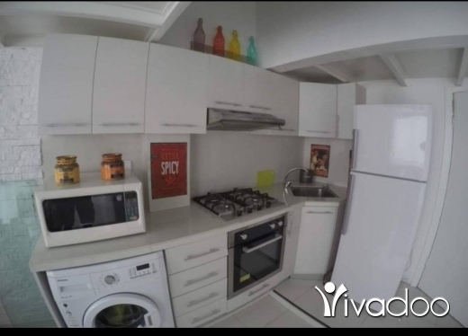 Apartments in Achrafieh - Unique loft for rent 2bed 2 baths in Marmikael