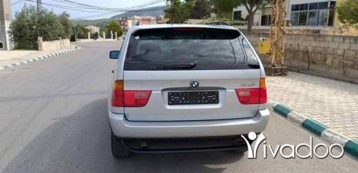 BMW in Zgharta - X5.  white