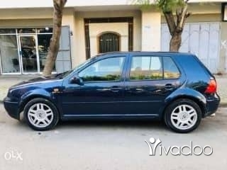 Volkswagen in Tripoli - Golf 4 mode 2000