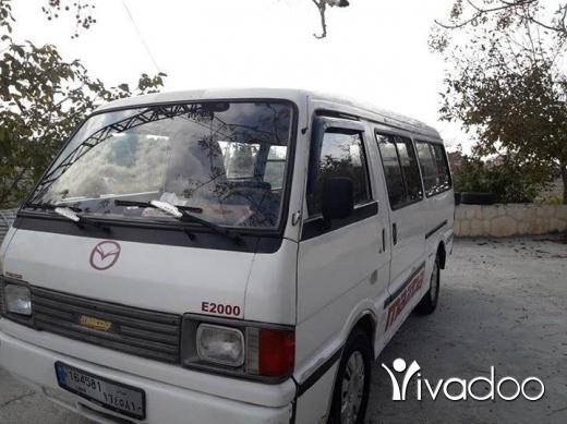 Mazda in Sour - Van mazda