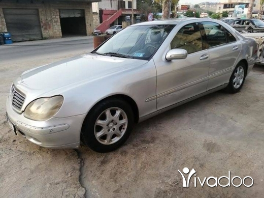 Mercedes-Benz in Nabatyeh - Mercedes S320 for sale