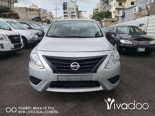 Nissan in Beirut City - Nissan sunny model 2016