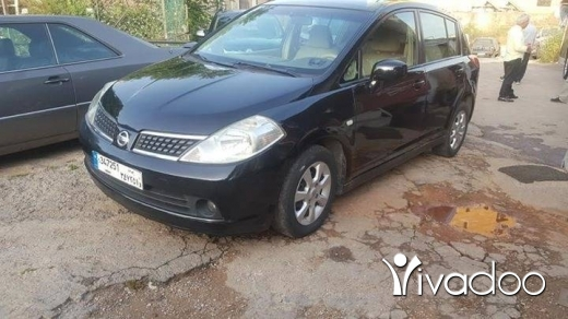 Nissan in Beirut City - Nissan tida type 2 full automatic