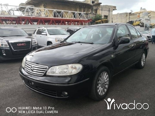 Nissan in Beirut City - Nissan sunny ex-saloon model: 2009 (made in Japan)