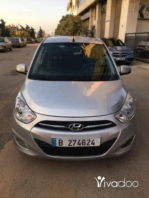 Hyundai in Hazmieh - Hyundai I10 2012 Full Options for sale