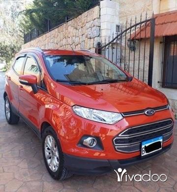Ford in Jdeidet el-Chouf - Ford Ecosport Titanium for sale