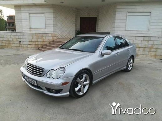 Mercedes-Benz in Zahleh - c230 kompressor 2005 for sale