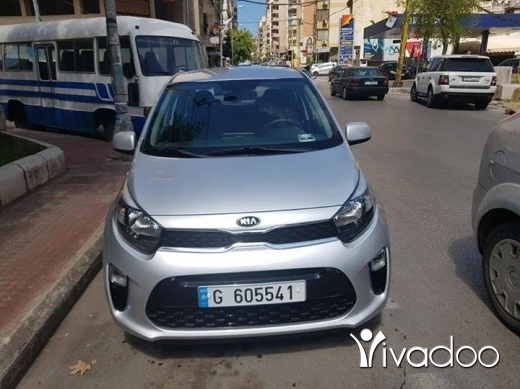 Kia in Beirut City - picanto 2018 full options