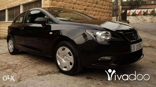 Seat in Beirut City - Seat Ibiza 2013 1.4 manual