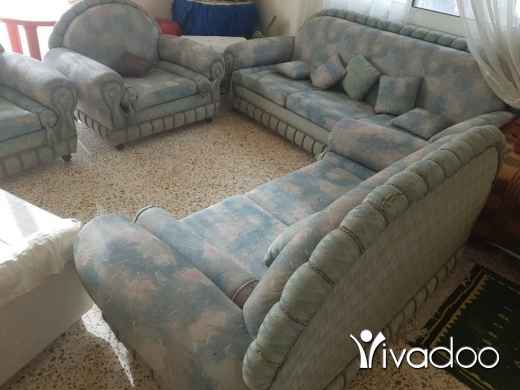 Sofas, Armchairs & Suites in Abadiyeh - Salon or Living Room Sofa Set for sale
