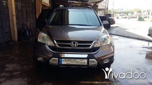 Honda in Tripoli - للبيع بسعر مغري جيب Crv LX موديل 2010 دفتر ماعليه ميكانيك