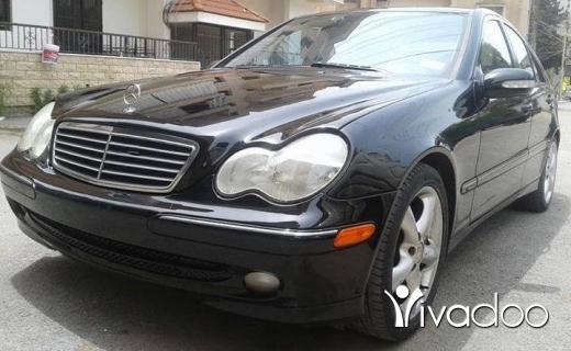 Mercedes-Benz in Nabatyeh - مرسيدس 230/2004 لوك 2005 امكانية الفحص بالكامل.70455414