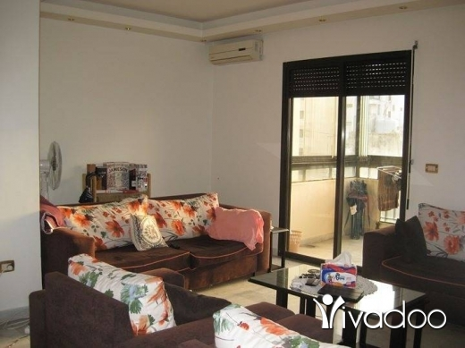 Apartments in Beirut City - Fully Furnished Apartment For Sale in Achrafieh, Geitawi 110sqm 5th floor with parking