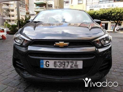 Chevrolet in Beirut City - Chevrolet spark 2018