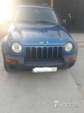 Jeep in Menyeh - Jeep