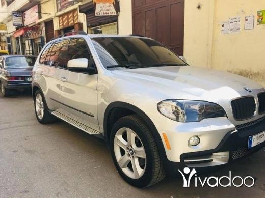 BMW in Tripoli - x mod 2007 full options panoramic camera shashten