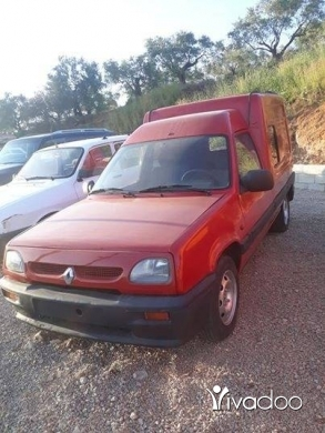 Vans in Zgharta - رابيد ٩٦ انقاض