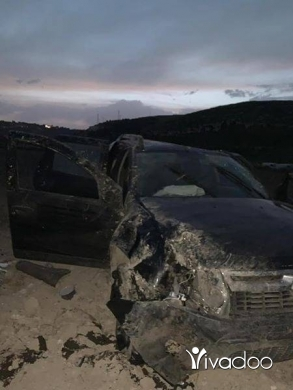 Renault in Sour - رينو داستر 2015 مضروب للبيع كسر.موتير فيتاس نضاف.داير الجيب.لنقاض.70455414