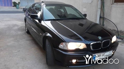BMW in Akoura - 318ci 2lmaniyi