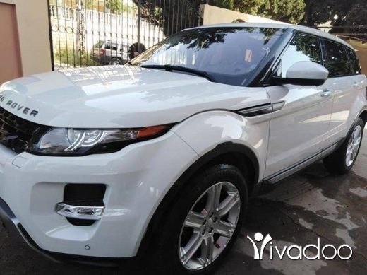 Rover in Beirut City - evogue mod 2014 just arrived