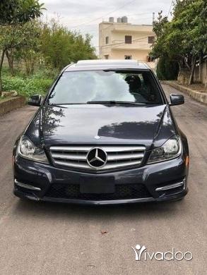 Mercedes-Benz in Jounieh - Mercedes c 250
