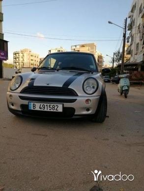 Mini in Tripoli - Mini cooper
