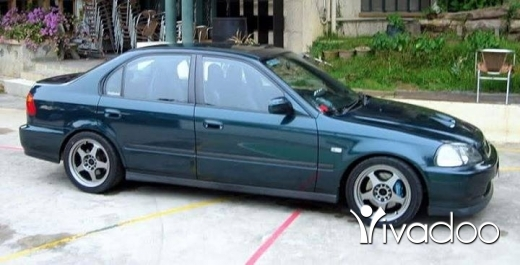 Honda in Nahr Ibrahim - Honda civic 1996 for sale