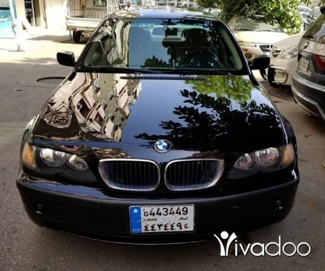 BMW in Bouchrieh - BMW 325 I 2002