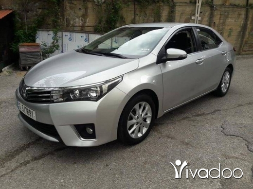 Toyota in Beirut City - Toyota corolla 2015 from BUMC - type A specs full options