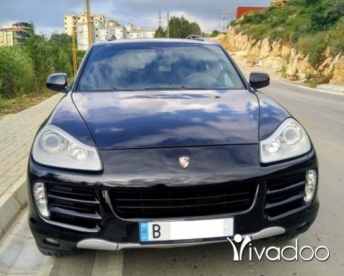 Porsche in Antelias - 2009 Cayenne V6 Excellent خارقة مصدر الشركة
