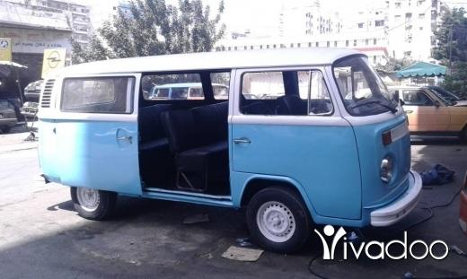 Volkswagen in Foaad Chehab - Van vw /فان فولكسفاغن