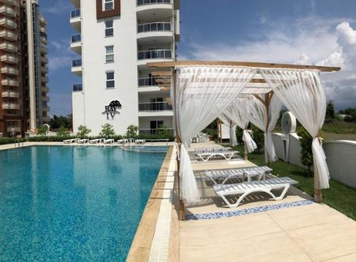 Apartments in Antilias - شقق للبيع في تركيا كونسبت سياحي