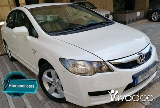 Honda in Beirut City - HONDA CIVIC