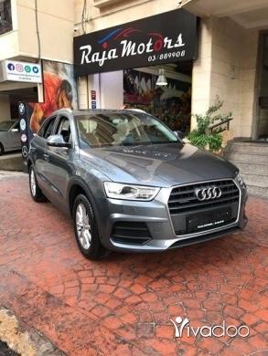 Audi in Beirut City - Audi Q 3 3.5 2016