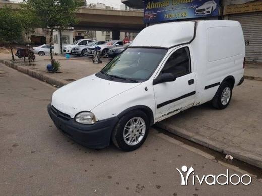 Opel in Tripoli - .