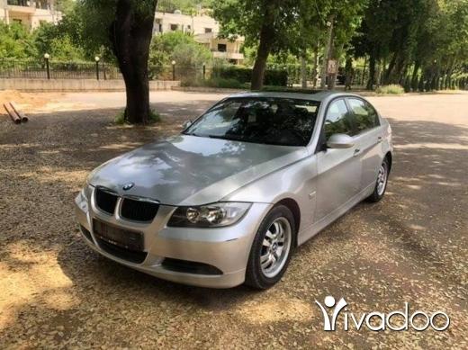 BMW in Akkar el-Atika - E90 318IA 2006