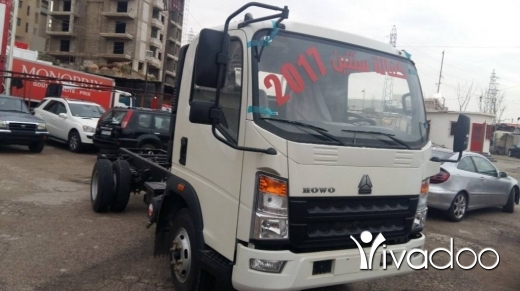 Trucks in Sad el-Baouchrieh - HOWO LIght Truck 2019