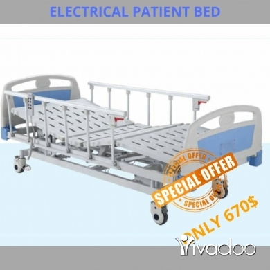Health & Beauty in Chiyah - Electrical Patient Bed سرير مريض كهربائي