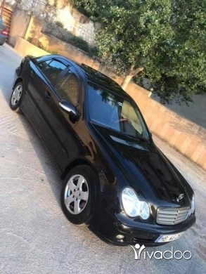 Mercedes-Benz in Beirut City - مرسيدس c 200/2005 for sale