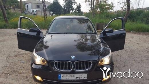BMW in Bchamoun - BM 325i M2008 super 5ar2a almanye tal3a mn chrke lbnenye vites tipitronik kahraba 120 000 klm bas