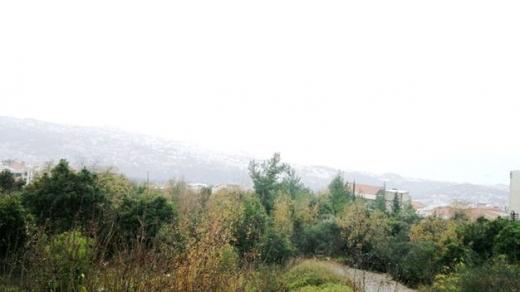 Land in Ballouneh - Ballouneh land for sale