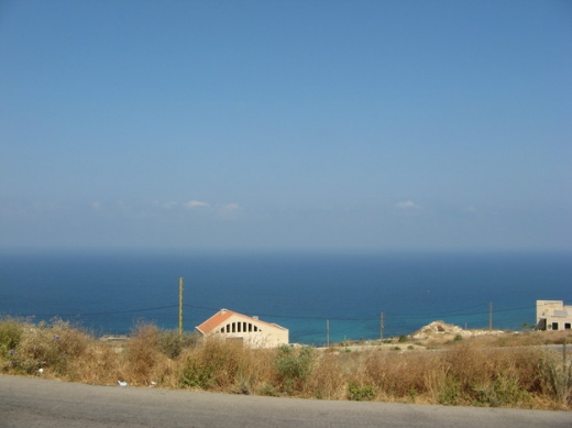 Land in Batroun - Land for sale 1,160 sqm Eddeh Batroun
