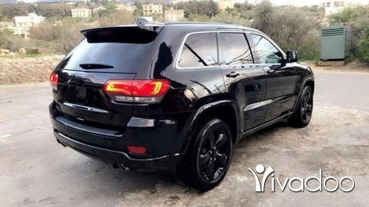 Jeep in Debbiyeh - Grand Cherokee 2014 Altitude in exceptional mint condition