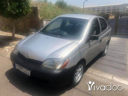 Toyota in Beirut City - Toyota echo model 2001full