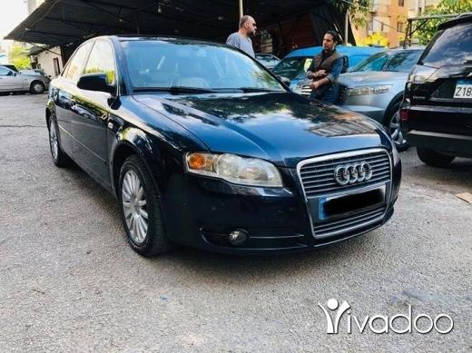 Audi in Beirut City - Audi a4 model 2007