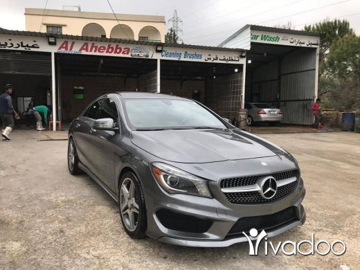 Mercedes-Benz in Debbiyeh - CLA250 model 2014 in mint condition