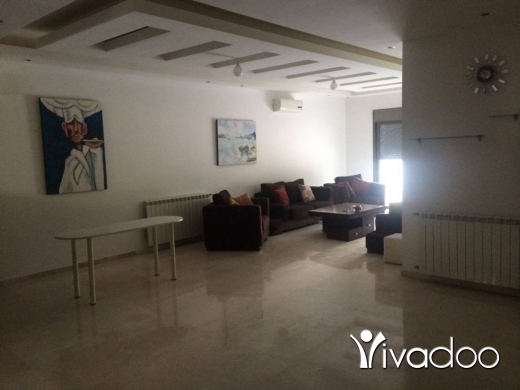 Apartments in Mtaileb - 165 m2 apartment with 70m2 terrace for rent in Mtayleb