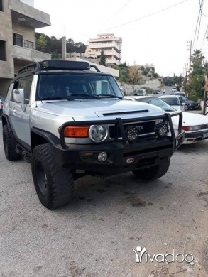 Toyota in Nabatyeh - toyota FG model 2007 msajal madfou3 2018 jeep 5are2 moter vites top ac top 4×4 contact 71237206