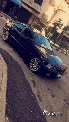 BMW in Tripoli - bmw 325 1991